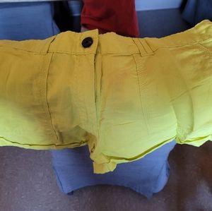 H&M Flourescent Shorts